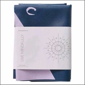 anthropology travel yoga mat